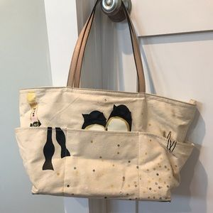 Kate spade just married tote